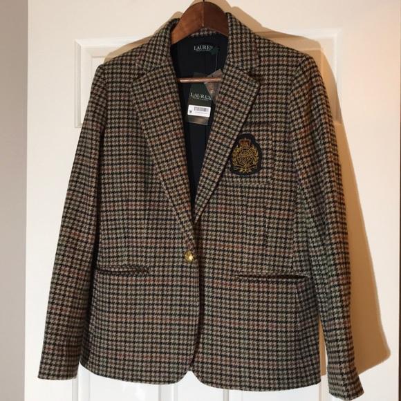 Ralph Lauren Jackets & Blazers - [Ralph Lauren] logo  jacket.